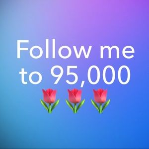 🌷Follow me to 95,000🌷